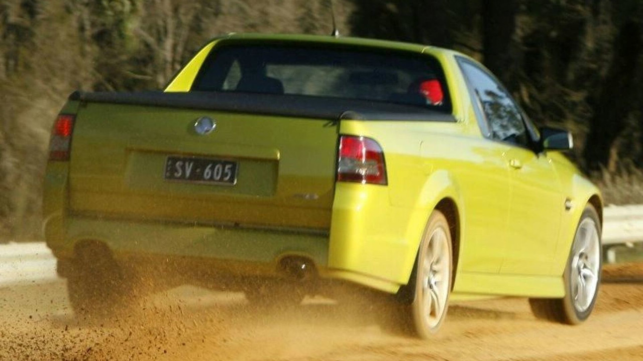 Holden VE Ute - SV6 model
