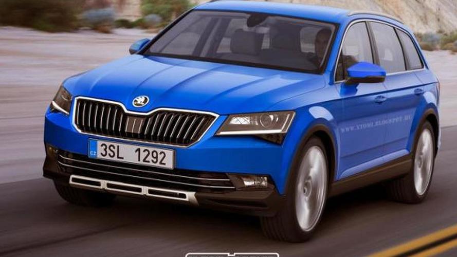 Skoda seven-seat SUV confirmed for Paris debut next year
