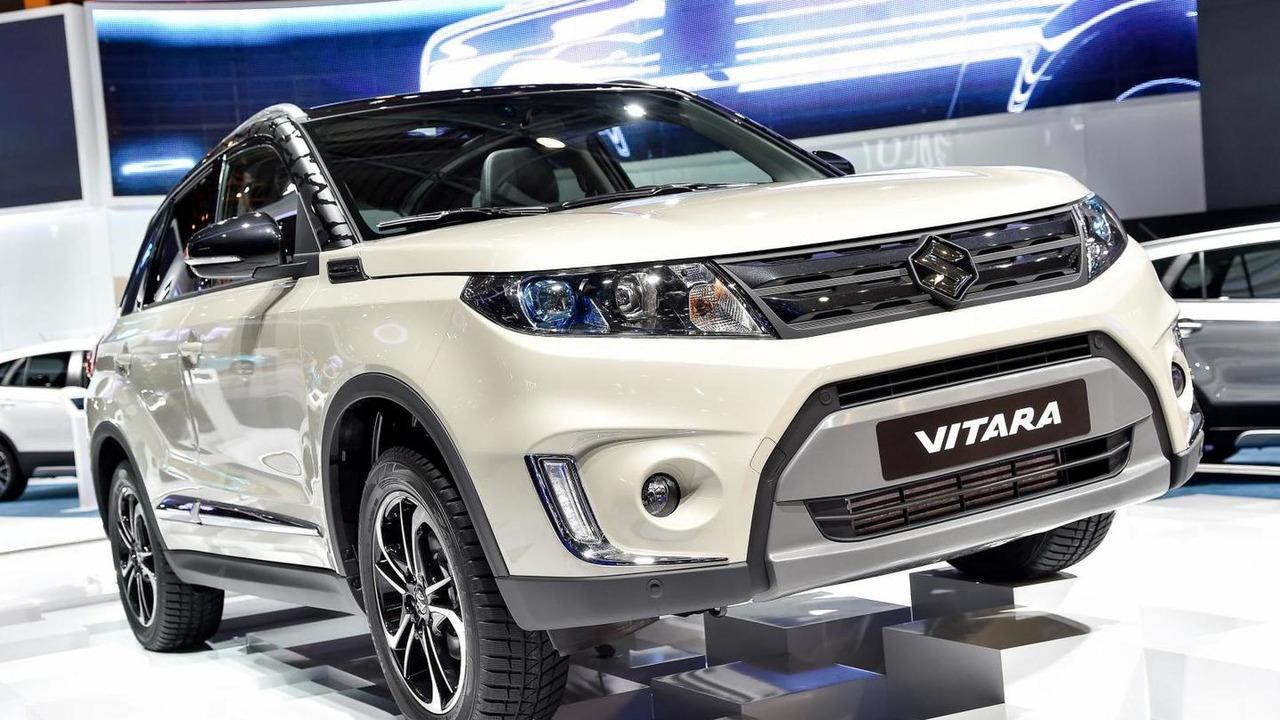 Suzuki Vitara live in Paris
