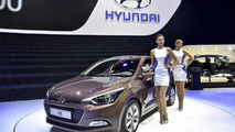 2015 Hyundai i20 live in Paris