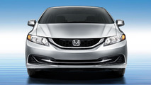 2015 Honda Civic Natural Gas
