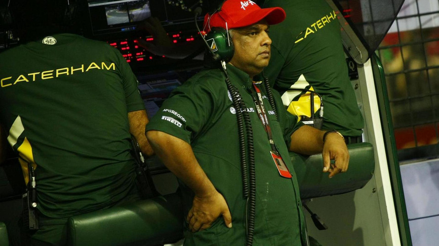Fernandes happy to have sold Caterham