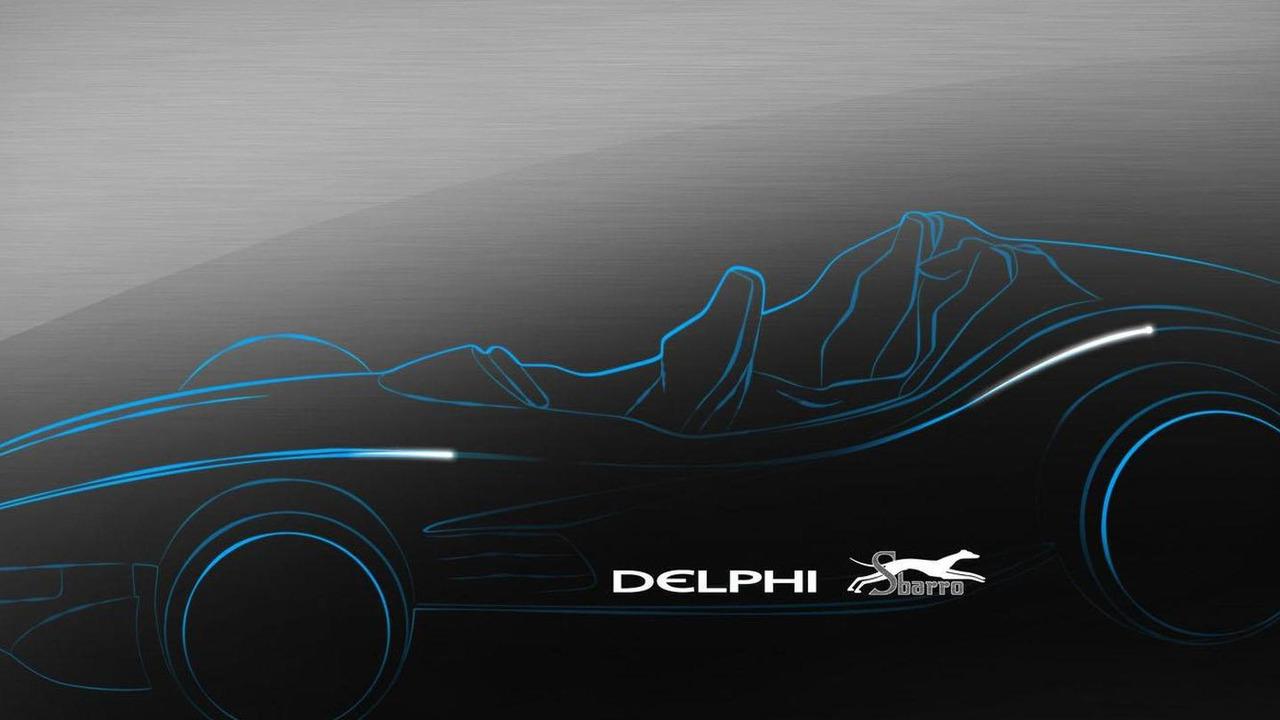 Delphi F1for3 concept 24.2.2012