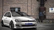 JMS previews styling program for Volkswagen Golf VII