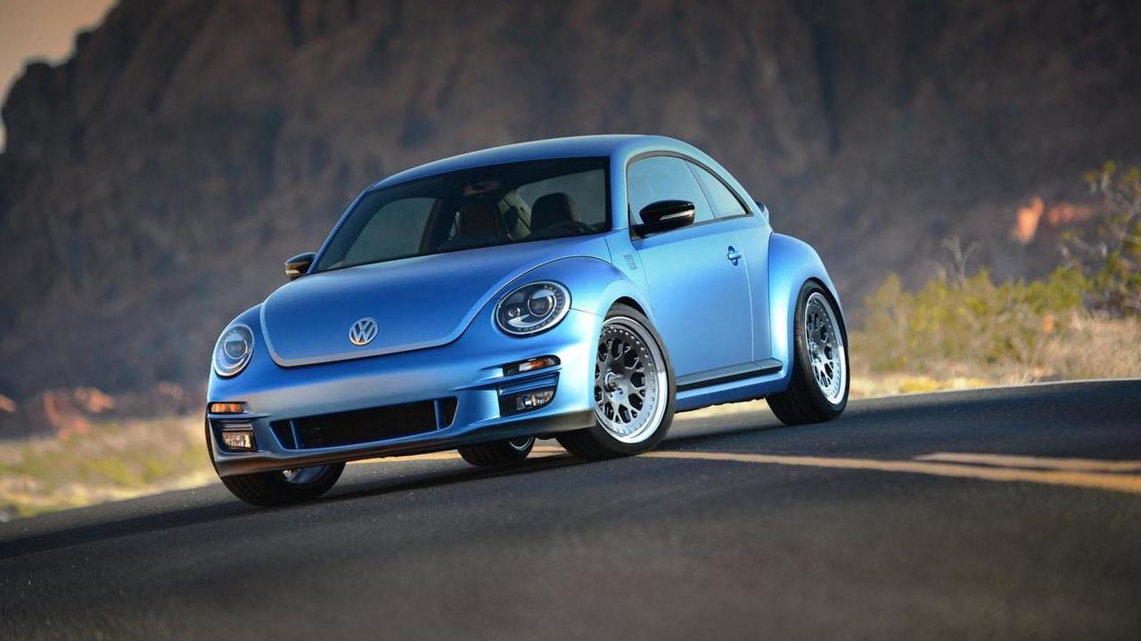 Volkswagen Super Beetle for SEMA 29.10.2012