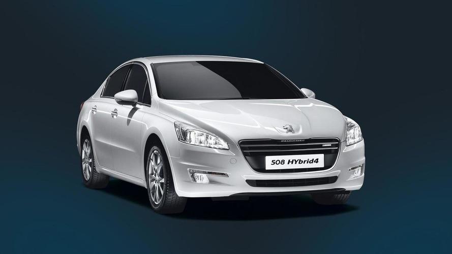 508 Hybrid4