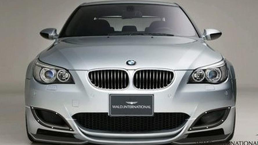 Wald International Shows BMW M5 Kit