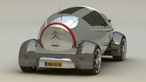 Citroën 2CV, 60 Years Old, Is Recreated On New Project