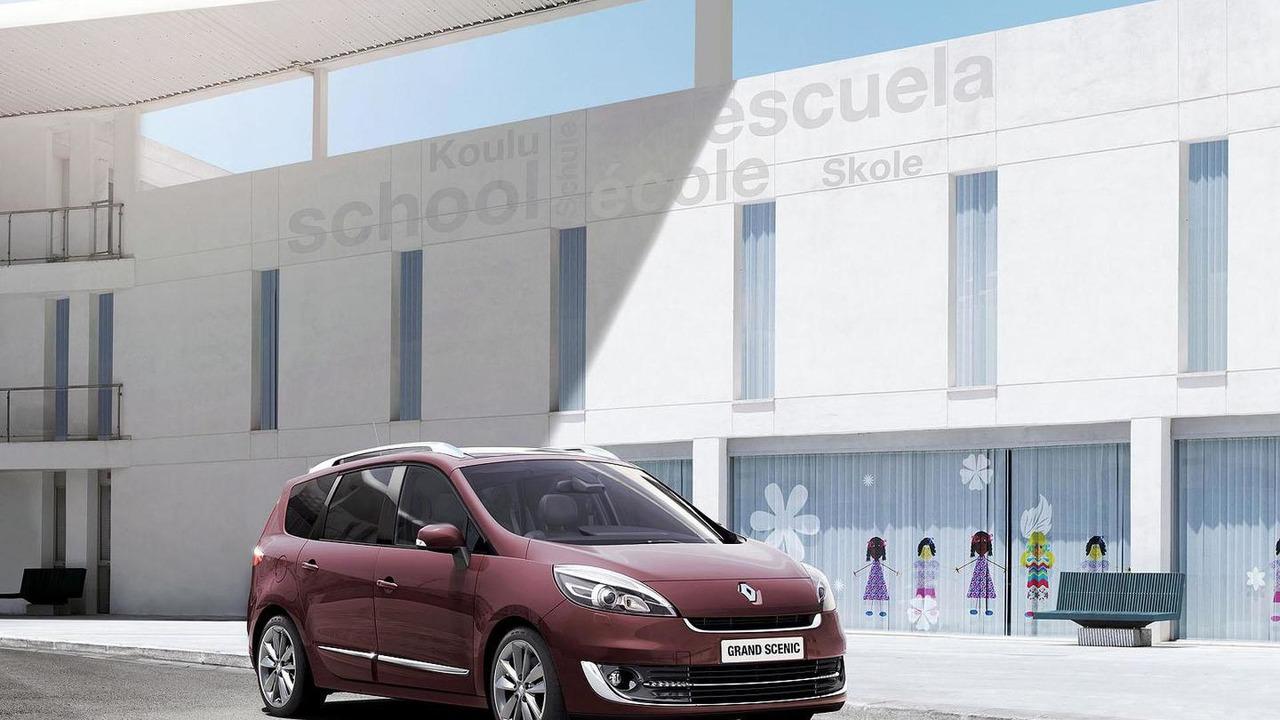2012 Renault Scenic / Grand Scenic - 1.12.2011