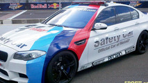 2012 BMW M5 Safety Car - 29.8.2011