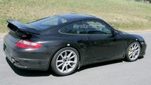 Porsche 997 GT2 Spy Photo