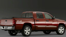 New 2008 Dodge Dakota Revealed