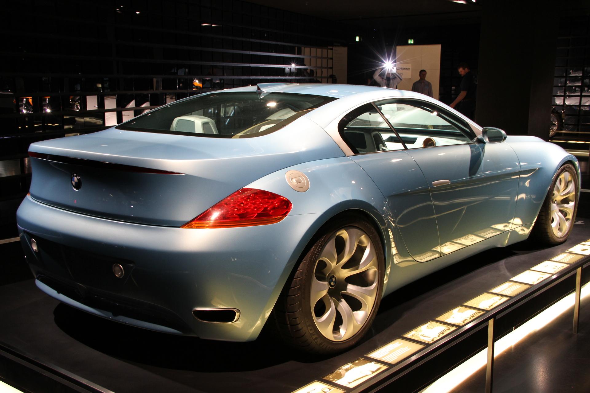 BMW Z9 Convertible Concept