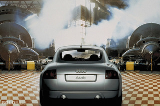 Audi TT Concept