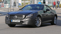 Mercedes-Benz SLC makes a comback in 20 fresh up close spy shots