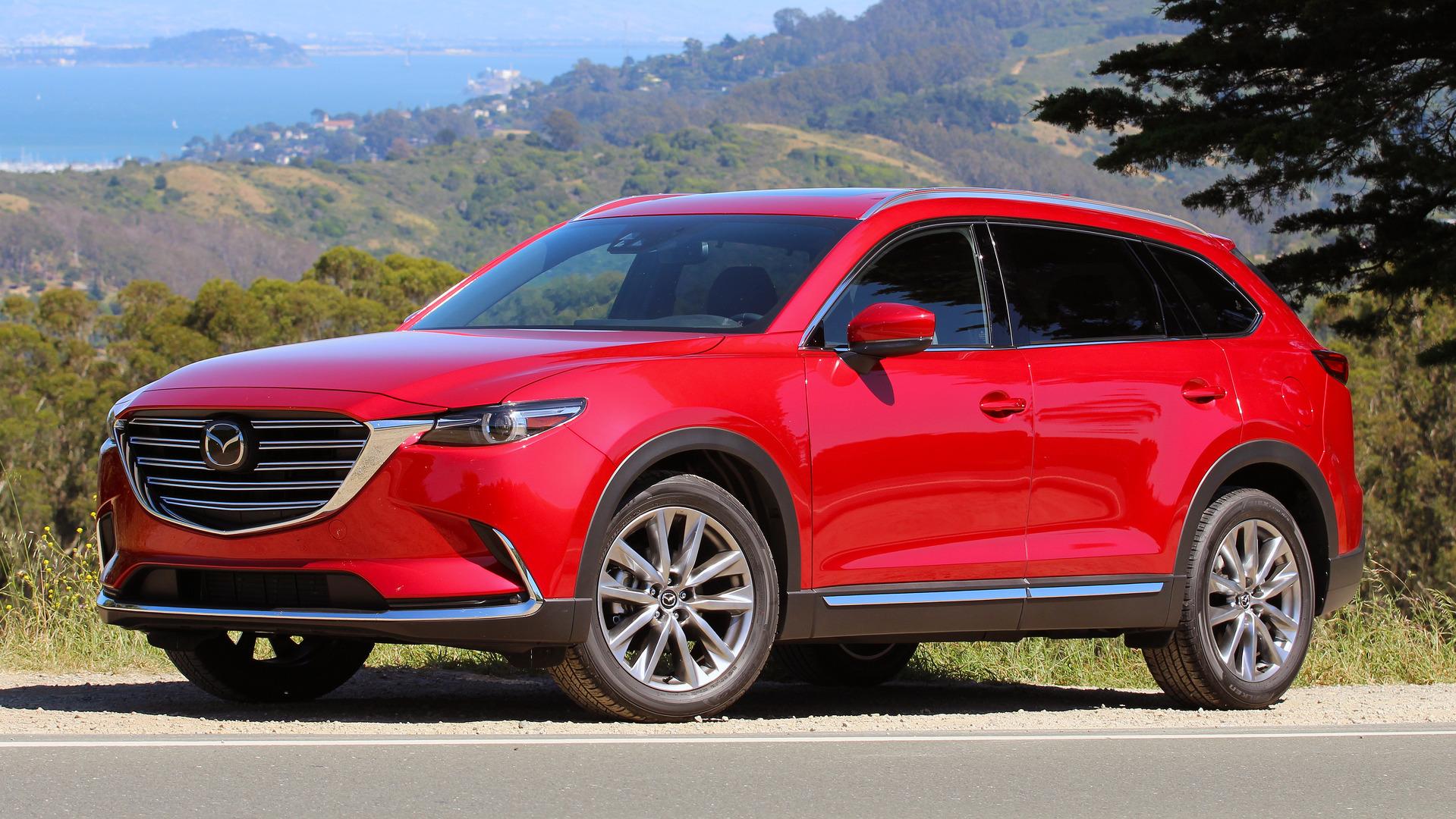 First Drive: 2016 Mazda CX-9