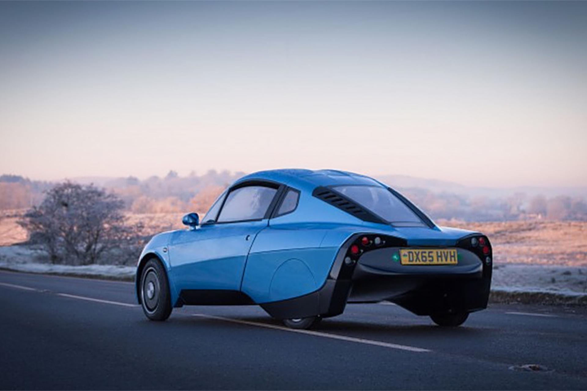 The Riversimple Rasa Hopes to Take Hydrogen Cars Mainstream