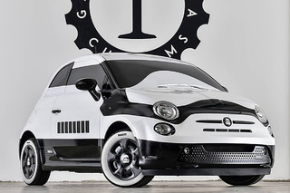 Star Wars Fans, Your Stormtrooper Fiat 500e Awaits