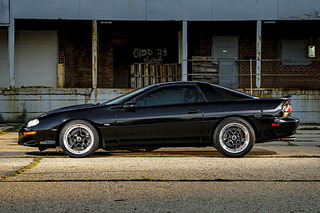 """""""Black Betty"""" is One Seriously Mean Project Camaro"""