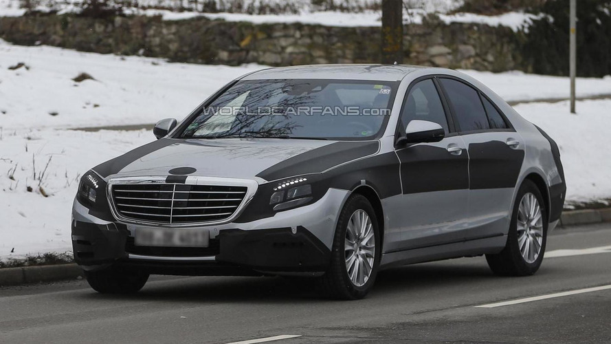 2014 Mercedes-Benz S-Class confirmed for May 15 launch in Hamburg