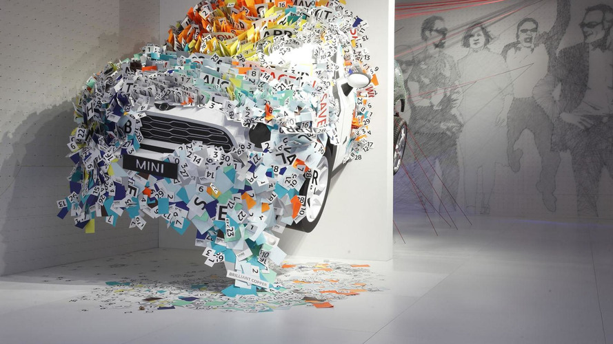 MINI KAPOOOW! & BMW i Quiet Motion exhibits revealed for Salone del Mobile