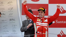 2013 Spanish Grand Prix - results