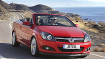 Vauxhall Astra Twintop Pricing (UK)