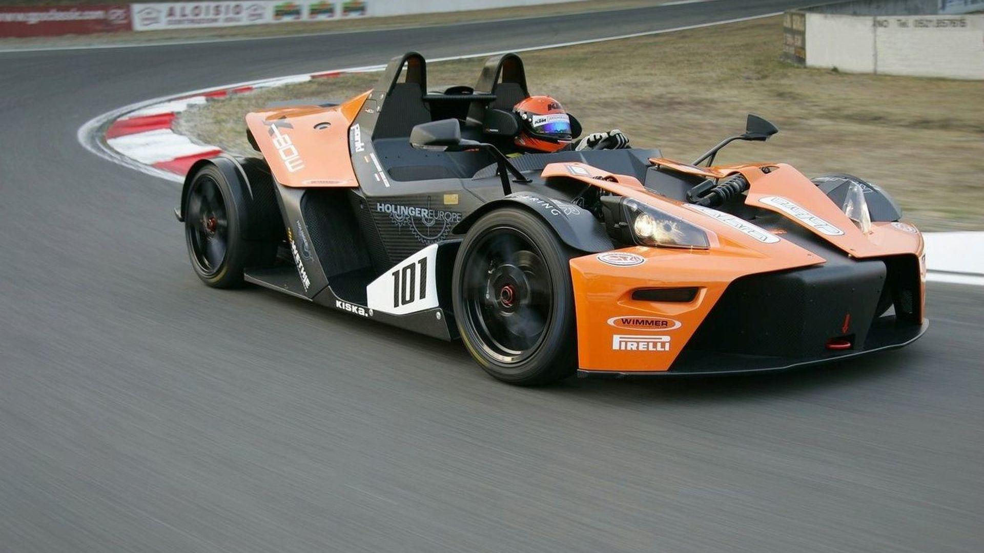 KTM X-Bow RACE Model Priced at EUR 82,900 Ex-works