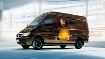 Mercedes-Benz UPS Sprinter Van