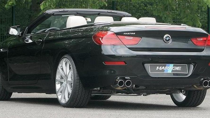 BMW 6-Series Convertible by Hartge