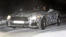 BMW Z5 spy photo