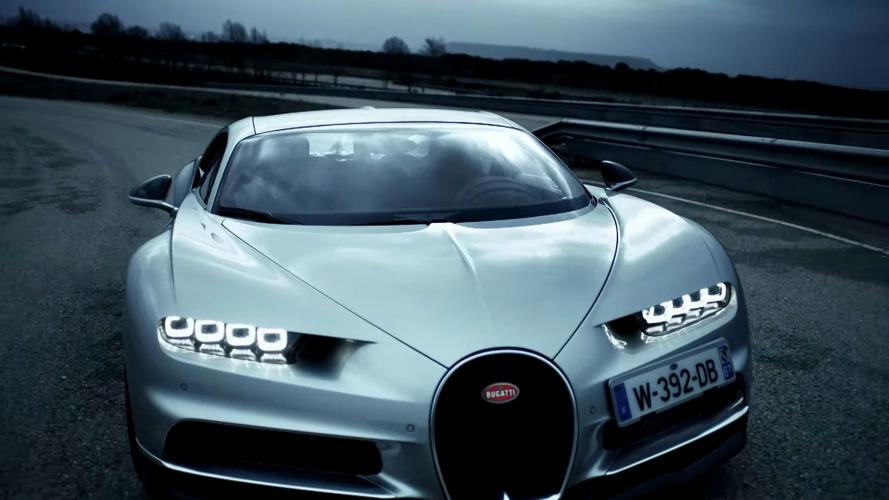 Cristiano Ronaldo Approves Bugatti Chiron Is He Getting One