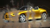 Dodge Demon Concept Unveiled