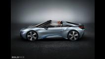 BMW i8 Concept Spyder