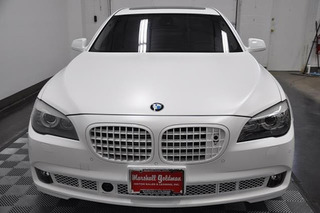 Own LeBron James' Custom BMW 760Li