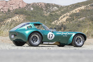1964 Cheetah GT: For When a Shelby Cobra is Too Soft
