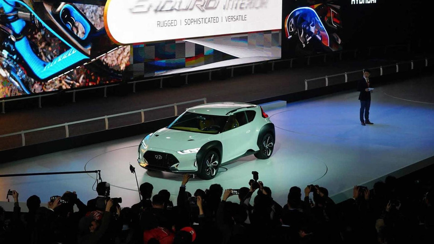 Hyundai brings Enduro crossover utility vehicle concept to Seoul Motor Show