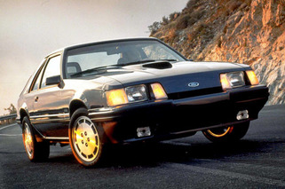 Sports Car Face-Plant: Mustang SVO (1984 to 1986)