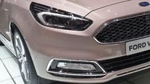 Ford S-Max Vignale live in Geneva