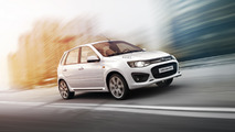 136-hp Lada Kalina NFR is company's fastest production car
