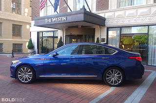 2015 Hyundai Genesis First Drive: Making Strides In Mid-Size Luxury