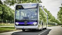 Mercedes reveals autonomous bus of the future