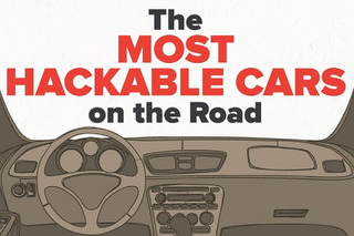 These Are the Most Hackable Cars on the Road