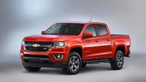 Chevrolet Colorado and GMC Canyon gain 2.8-liter Duramax turbodiesel engine