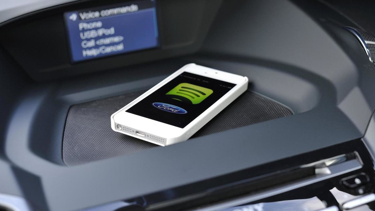 Spotify for Ford SYNC AppLink