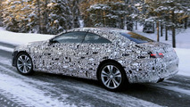Mercedes-Benz S-Class Coupe spy photo  / Automedia