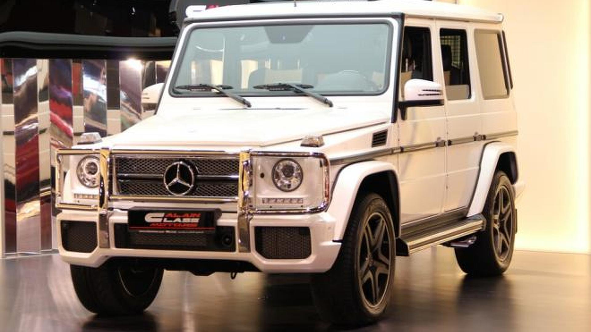 several mercedes benz g65 amg for sale in dubai