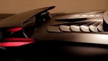 Peugeot Onyx concept teased for Paris debut [video]