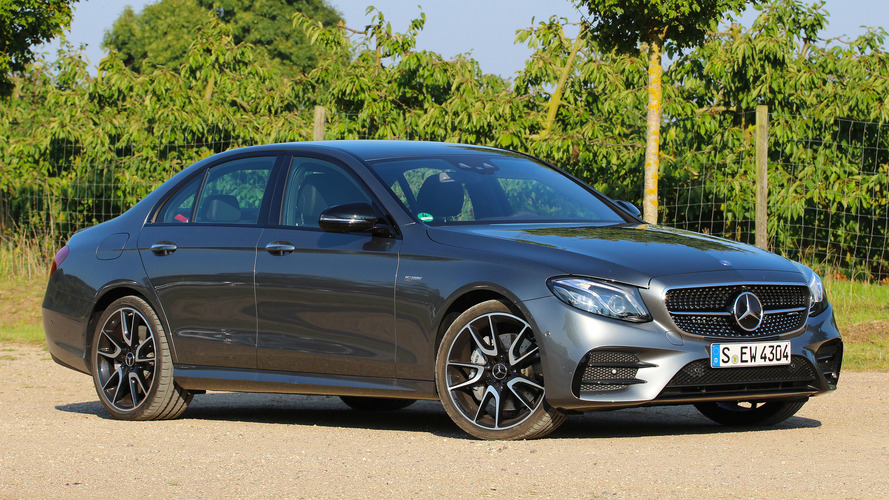 Review: 2017 Mercedes-AMG E43 Sedan