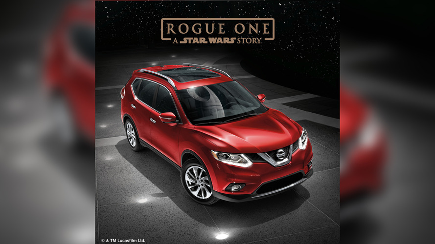 Nissan scores big promo deal with Star Wars Rogue One movie